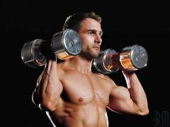 Верхние мышцы живота