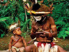 Новая Гвинея (5 Фото)