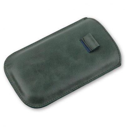 Производство кожаных портмоне интересной фактуры от МГК